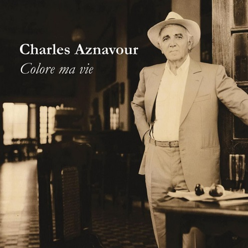 CD AZNAVOUR C.: COLORE MA VIE (ДкК)