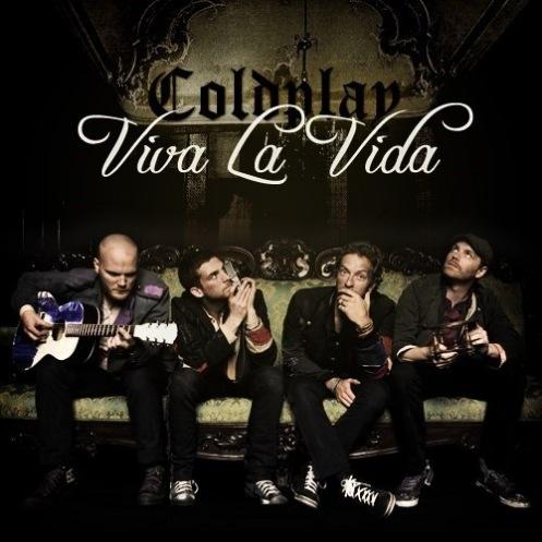 CD COLDPLAY: VIVA LA VIDA (ДкК)