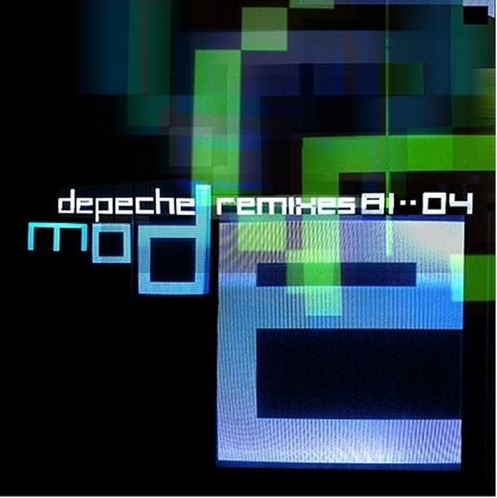 CD DEPECHE MODE: REMIXES 81-04 (ДкК)