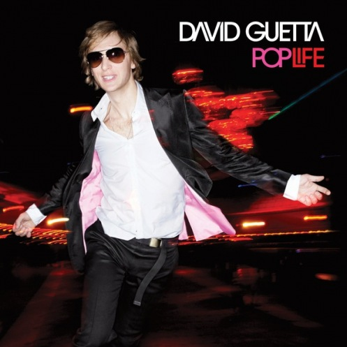 CD GUETTA DAVID : POP LIFE (ДКК)