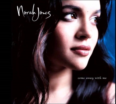 CD NORAH JONES: COME AWAY WITH ME(ДКК)