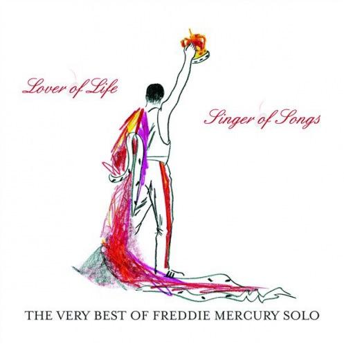 CD MERCURY F. :THE VERY BEST OF FREDDIE MERCURY SOLO (ДкК)