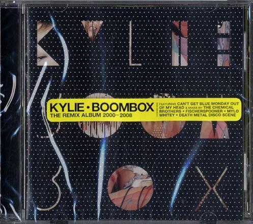 CD MINOGUE K.: BOOMBOX-THE REMIX ALBUM (ДкК)