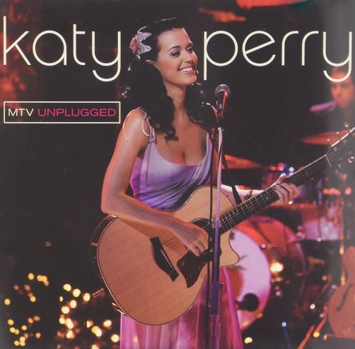 CD PERRY KATY: UNPLUGGED (CD + DVD) (ДкК)