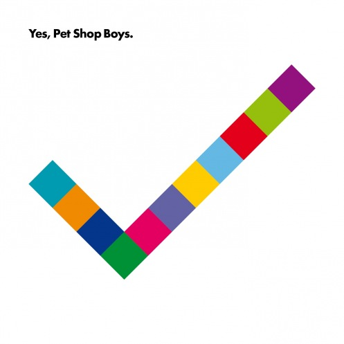 CD PET SHOP BOYS: YES (ДкК)