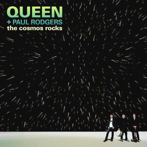 CD QUEEN+PAUL RODGERS: THE  COSMOS ROCKS (ДкК)