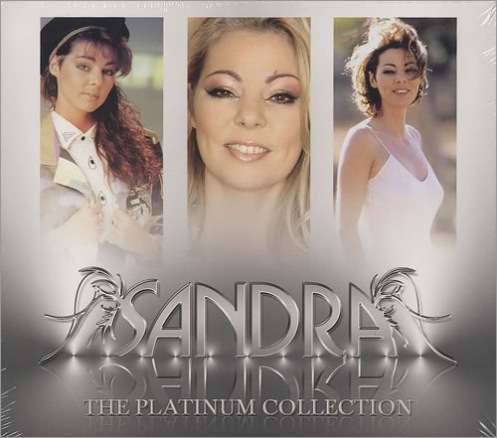 CD SANDRA:PLATINUM COLLECTION (2cd)(ДкК)