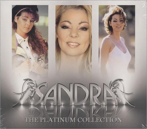 CD SANDRA:PLATINUM COLLECTION (2cd)(ДкК)