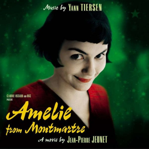 CD TIERSEN YANN : AMELIE FROM MONTMARTRE (ДКК)