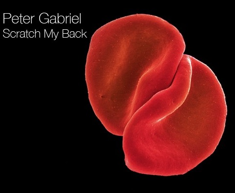 CD GABRIEL PETER: SCRATCH MY BACK (ДКК)