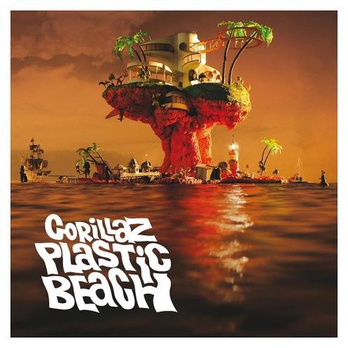 CD GORILLAZ: PLASTIC BEACH (ДкК)