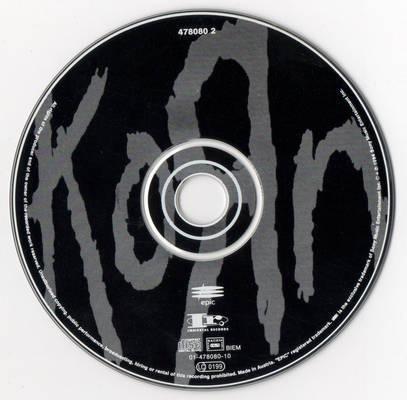 CD KORN: KORN (ДкК)