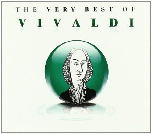 CD THE VERY BEST OF ANTONIO VIVALDI