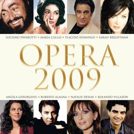CD OPERA 2009 (2 CD) (ДкК)