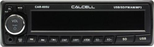 Автомагнітола Calcell CAR-605U