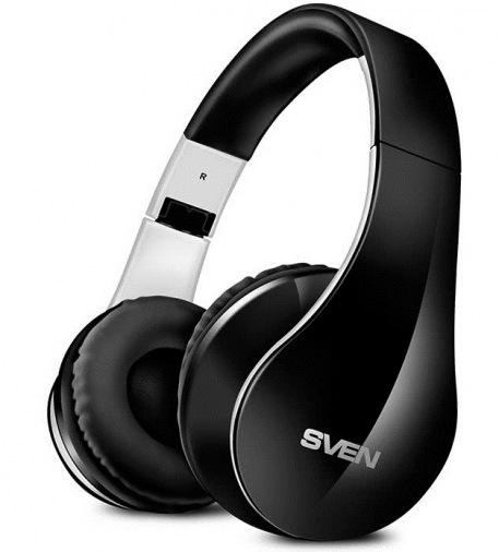 Наушники SVEN AP-B450MV black-white