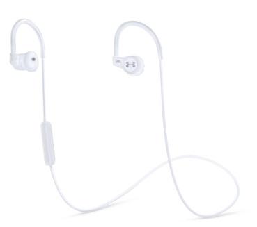 Наушники JBL Under Armour Wireless White (UAJBLHRMW)