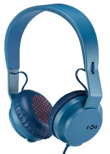 Наушники House of Marley Roar Navy (EM-JH081-NV)