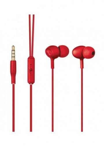 Наушники TRUST URBAN Ziva In-ear Red (21952)
