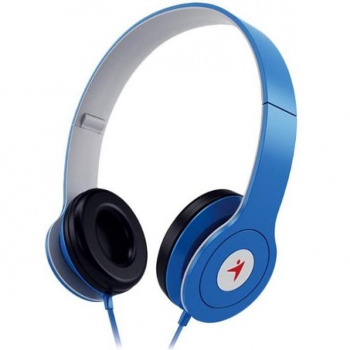 Наушники GENIUS HS-M450 3.5mm Blue (31710200103)