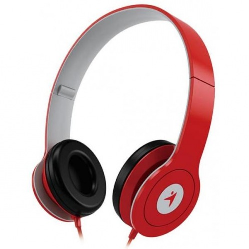 Наушники GENIUS HS-M450 3.5mm Red (31710200102)