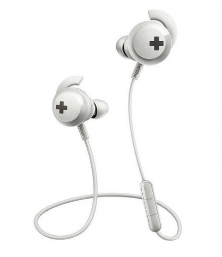 Наушники PHILIPS SHB4305WT White