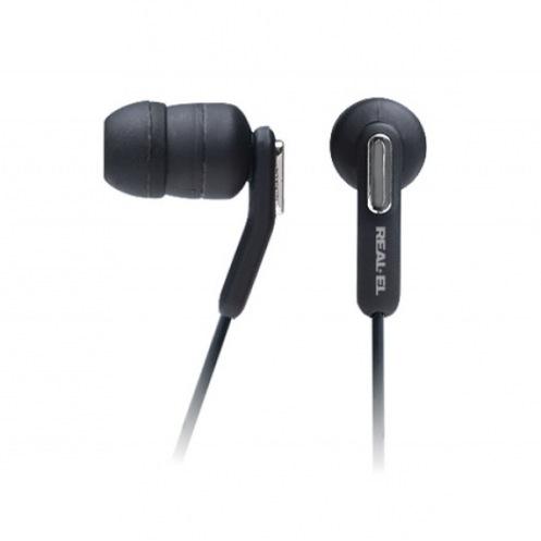 Наушники REAL-EL Z-1010 Mobile black