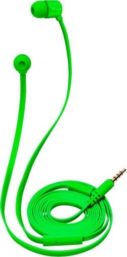Наушники TRUST Duga Neon Green (22108)