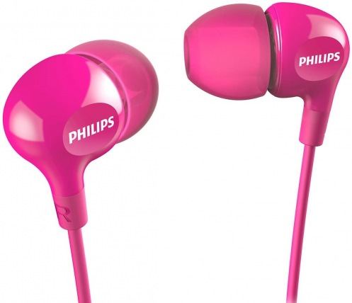 Наушники PHILIPS SHE3550PK Pink (SHE3550PK/00)