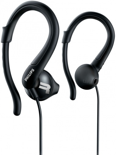 Наушники PHILIPS SHQ1250TBK Mic Black