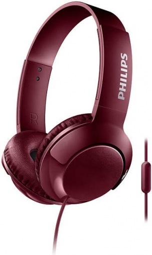 Наушники PHILIPS SHL3075RD Red (SHL3075RD/00)