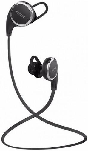 Наушники QCY QY8 Bluetooth Black