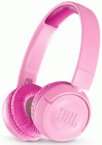 Наушники JBL JR300BT Pink (JBLJR300BTPIK)