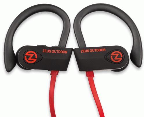 Наушники Zeus Outdoor Black