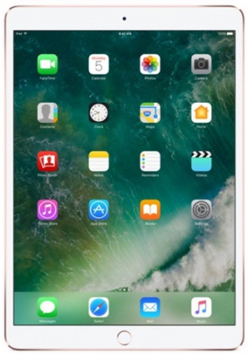 Планшет Apple iPad Pro 10.5 Wi-Fi 64GB Rose Gold (MQDY2)