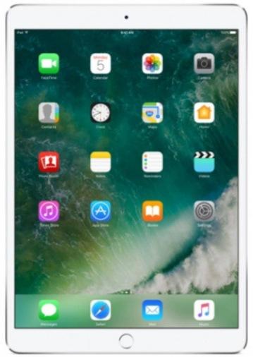 Планшет Apple iPad Pro 10.5 Wi-Fi 256GB Silver (MPF02)