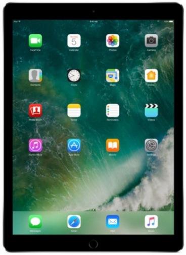 Планшет Apple iPad Pro 12.9 2017 Wi-Fi 256GB Space Grey (MP6G2)