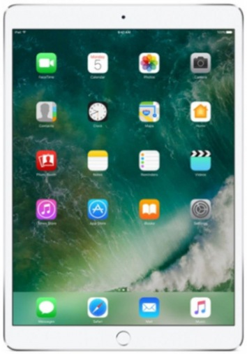 Планшет Apple iPad Pro 12.9 2017 Wi-Fi + Cellular 512GB Silver (MPLK2)