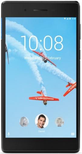 Планшет LENOVO Tab 4 7 TB-7304I Essential 3G 16GB Black (ZA310064UA)