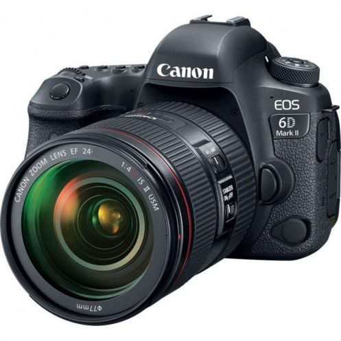 Фотоаппарат CANON EOS 6D MKII kit 24-70 L IS (1897C028)