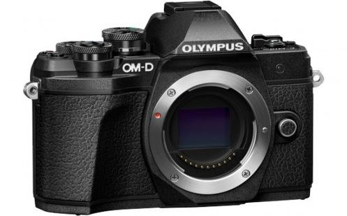 Фотоаппарат OLYMPUS E-M10 mark III Body black (V207070BE000)