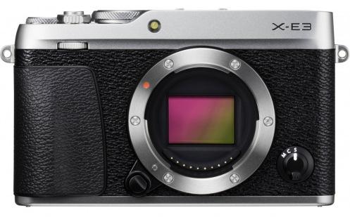 Фотоаппарат Fujifilm X-E3 body Silver (16558463)