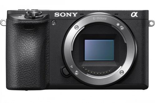Фотоаппарат SONY Alpha A6500 body Black (ILCE6500B.CEC)