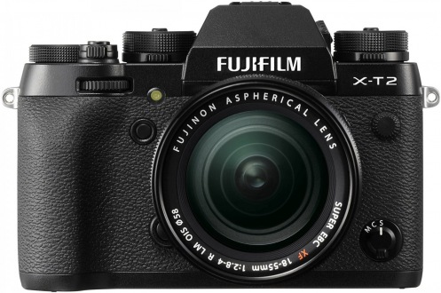 Фотоаппарат Fujifilm X-T2 + XF 18-55mm F2.8-4.0 Kit Black (16519340)