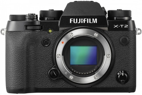 Фотоаппарат Fujifilm X-T2 body Black (16519273)