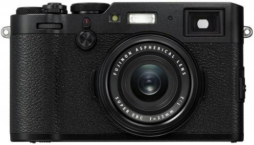Фотоаппарат FUJIFILM FinePix X100F Black (16534687)