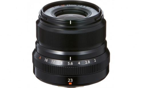 Об'єктив Fujifilm XF 23mm F2.0 Black (16523169)