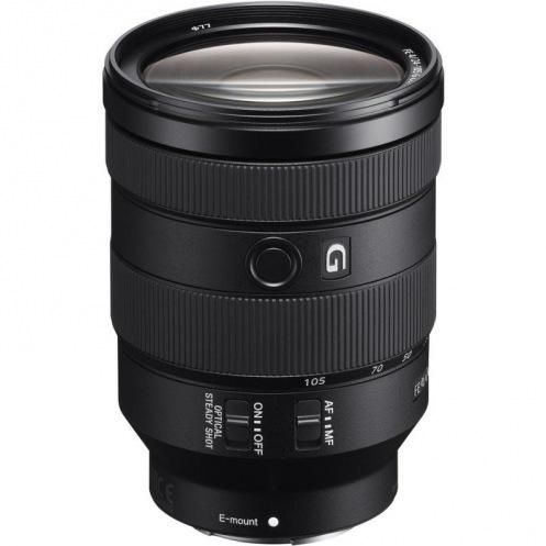 Об'єктив Sony 24-105mm f/4.0 G OSS для NEX FF (SEL24105G.SYX)