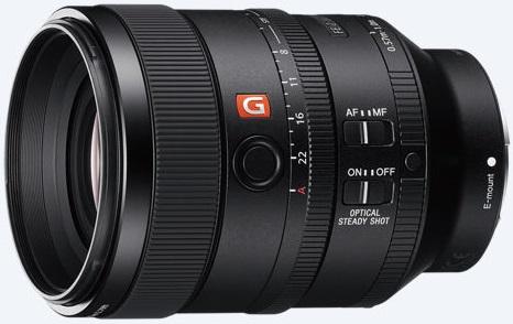 Объектив SONY 100mm, f/2.8 STF GM OSS для NEX FF (SEL100F28GM.SYX)