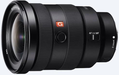 Об'єктив Sony 16-35mm f/2.8 GM для NEX FF (SEL1635GM.SYX)